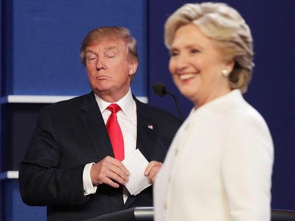Хиллари Клинтон и подтасовка результатов выборов-2016 в США