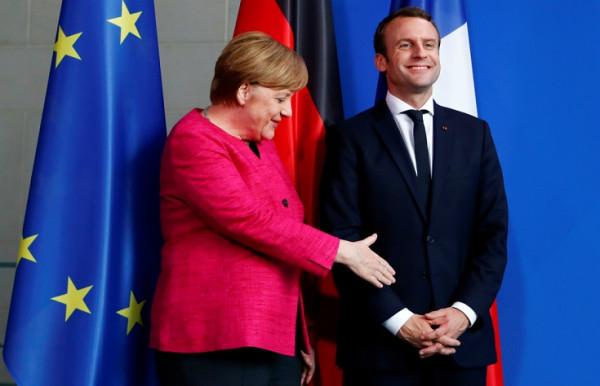 «Высокие отношения» в Европе - англосаксы с поляками работают на раскол германо-французского тандема