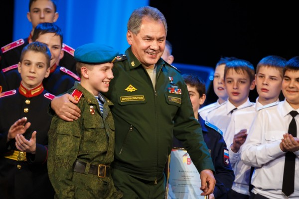 """Министр обороны РФ Сергей Шойгу: """"В Сирии надо было учиться воевать по-новому. И мы научились!"""""""