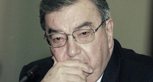 К 90-летнему юбилею Евгения Максимовича Примакова. Это был Человек-Глыба