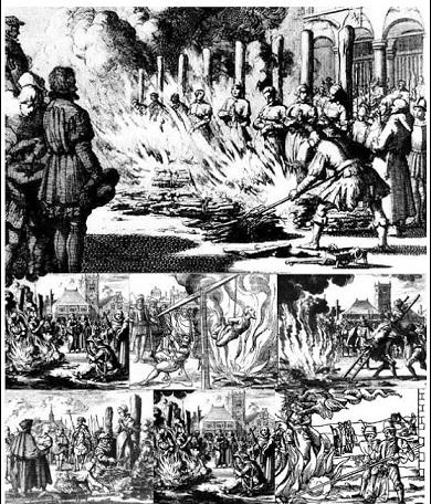История Европы - история преступлений