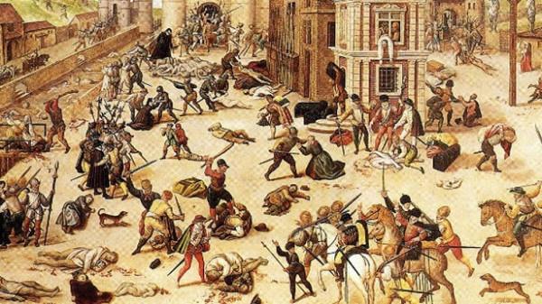 krvavá historie Evropy genocida, pokec24