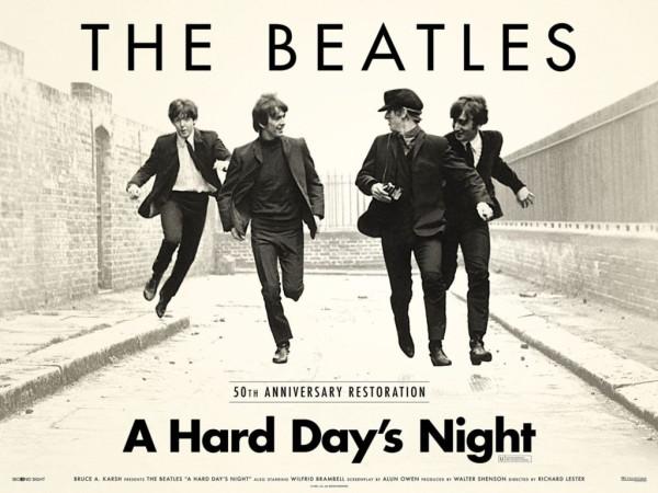 Воскресный офф-топ. «The Beatles» и их «A Hard Day's Night»