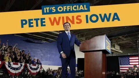 Две победы Дональда vs одна победа Пита - предвыборная гонка началась!