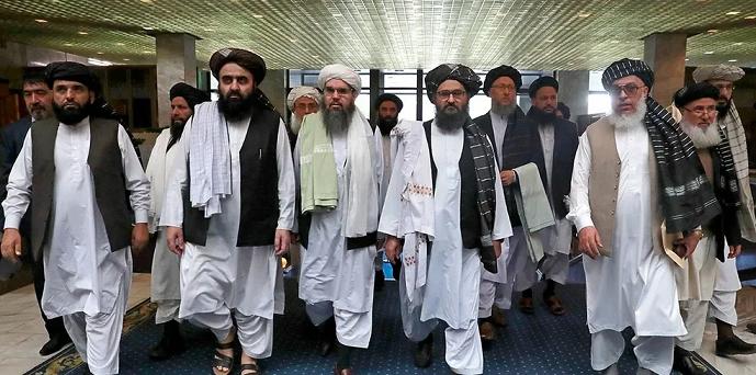 Руководство Талибана.