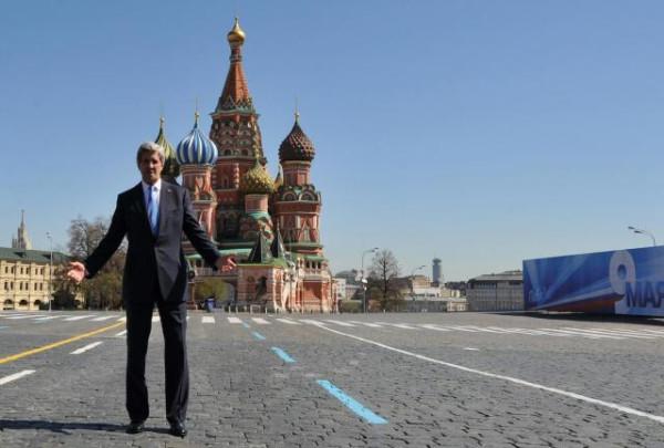 Фото дня. Джон Керри, госсекретарь - для США и всего мира