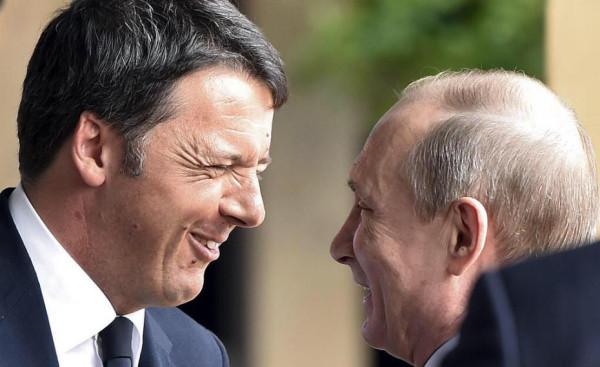 5 мгновений июня. 2015 год. Путин в Италии