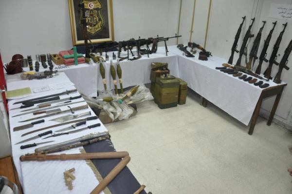 Тунис-оружие3