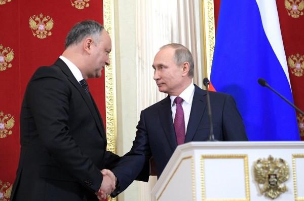 Россия – Молдова. Начинается новый период в отношениях