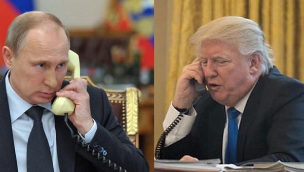 Путин – Трамп. Есть контакт