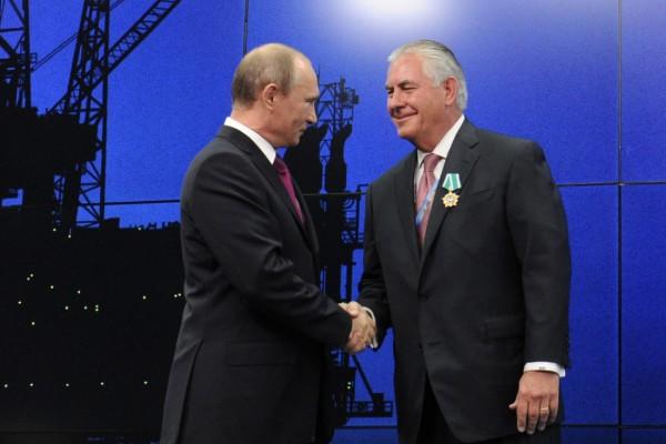 """Кавалер российского """"Ордена Дружбы"""" стал госсекретарем США"""