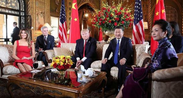 Трамп встретил Си… бомбежкой Сирии