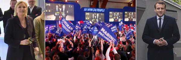 Глобалисты vs почвенники. French connection. Апрельские тезисы