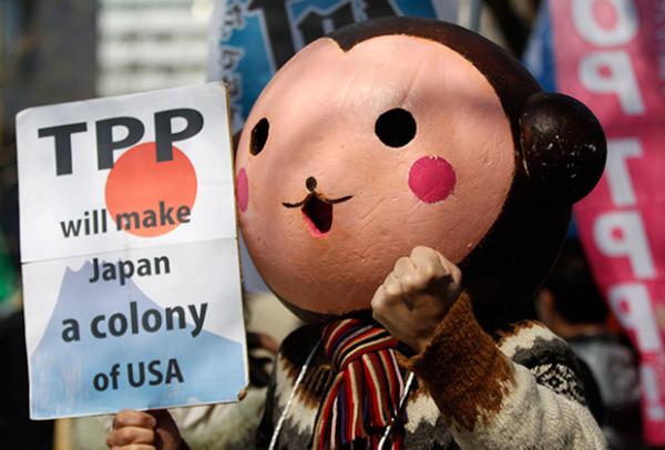 Токио подхватывает знамя Транс-Тихоокеанского партнерства