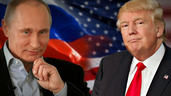 К встрече президентов России и США в Гамбурге