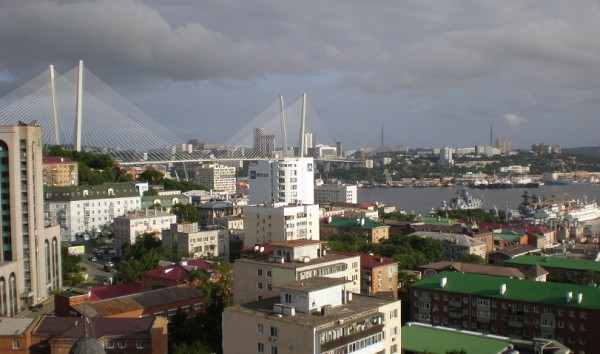 Встречи на Владивостокском меридиане - 1