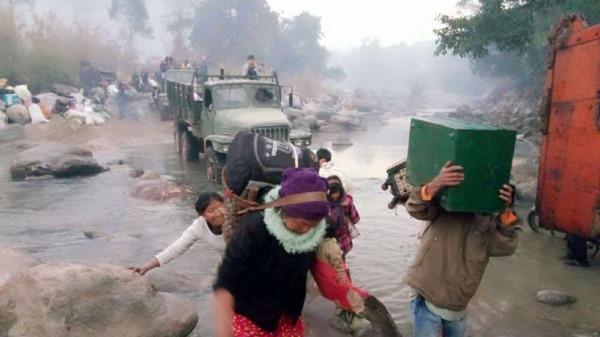 Обострение в Мьянме – удар в «мягкое подбрюшье» Китая