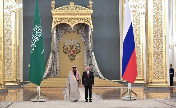Королевский прием в Москве
