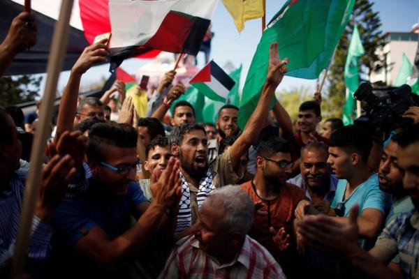 Палестинцы объединяются. И это – неслучайно