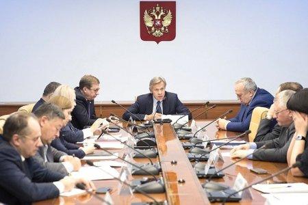 День Сената в блоге. В России появились СМИ «иностранные агенты»