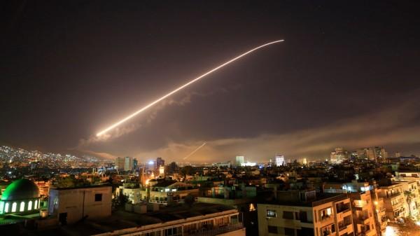 Удар по Сирии. «Зря они на Пасху собрались войной»