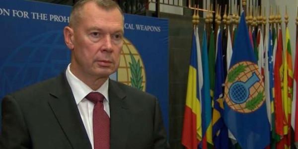 Посол РФ в Организации по запрещению химического оружия - Западу: