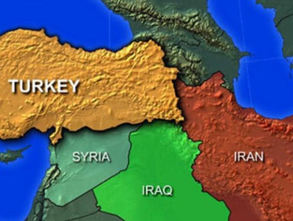 Для чего США «арабский буфер» между Сирией и Ираном?