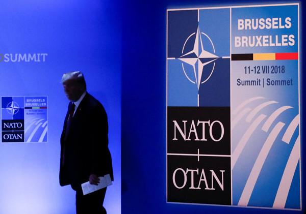 Трамп решил монетизировать НАТО. НАТО в растерянности