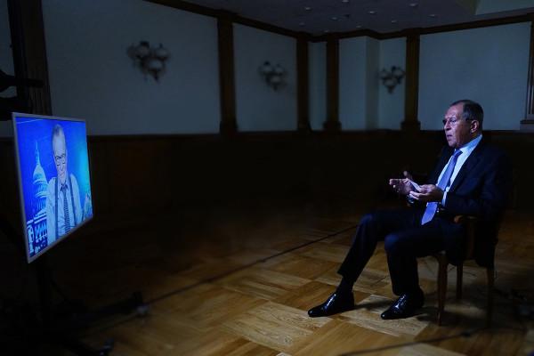 Сергей Лавров о российско-американских отношениях: Успехом будет, если мы начнем нормально общаться