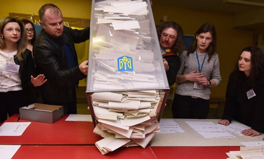 Выборы_Украина