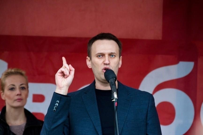 НавальныйСЖеной