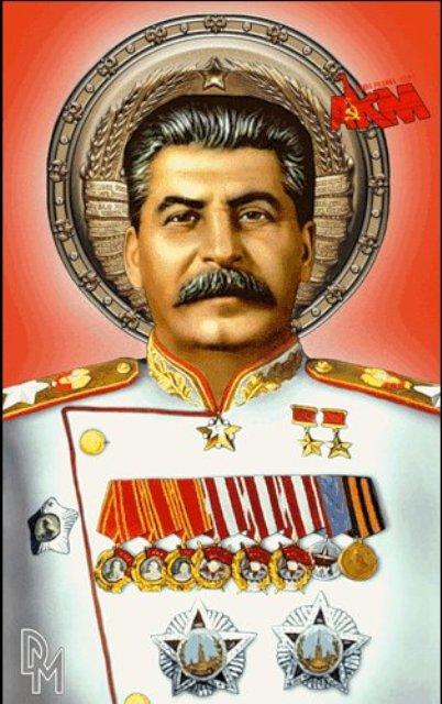 Сталин - святой