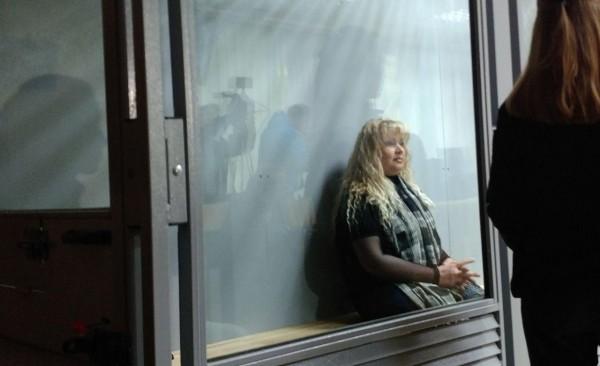 В Харькове к 11 годам лишения свободы приговорили русскую активистку Марину Ковтун