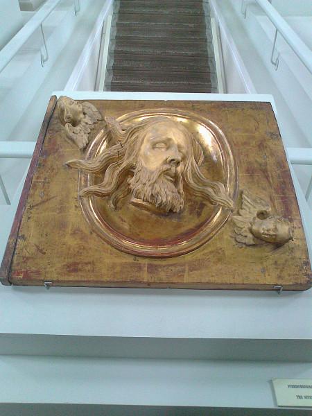 Пермские боги, Голова Иоанна Крестителя