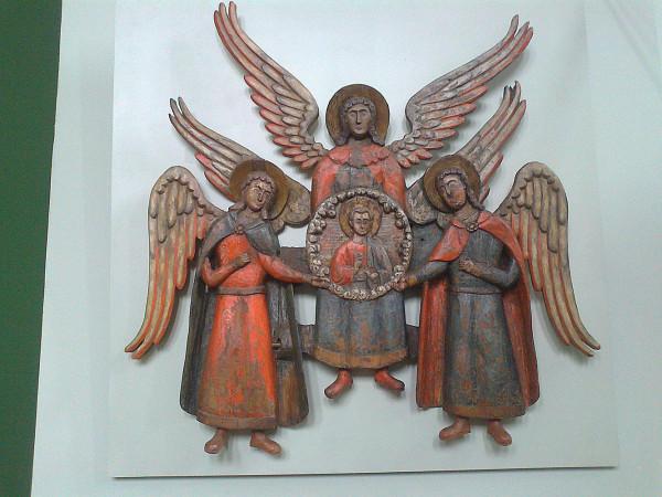 Деревянные боги Перми