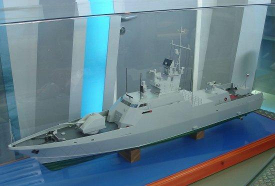 Ракетный-артиллерийский катер пр.12300 Скорпион