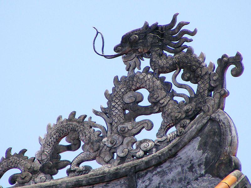 Дракон Хюэ