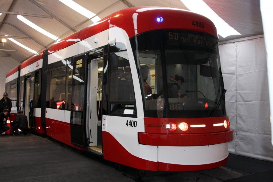 Трамвай Бомбардье