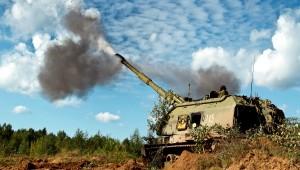 1-артиллерия-танк-обстрел-артиллерийский