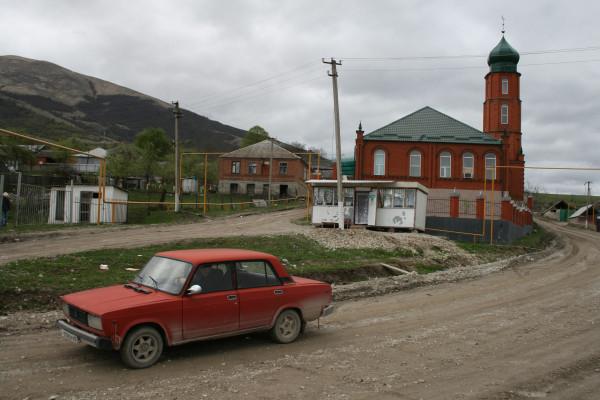 Шатойский район, село Асланбек-Шерипово