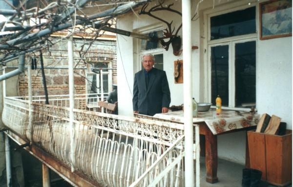Южная Осетия-2001, А.Маргиев