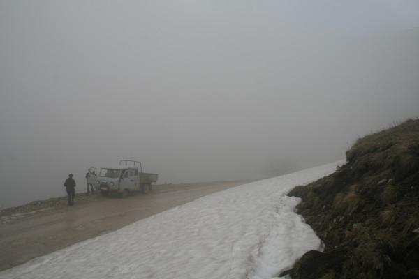 Чечня/Дагестан. Перевал Харами.