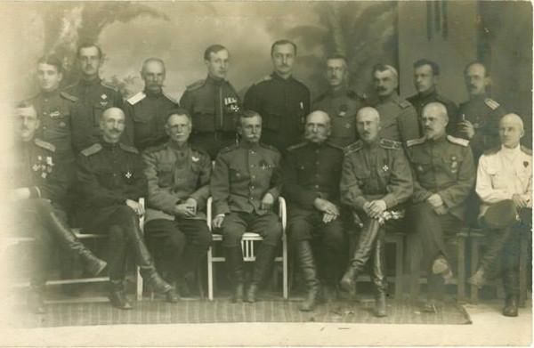 Генералы и офицеры (Вечная слава, вечная память)