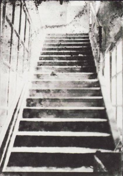 Лестница Ипатьевского дома