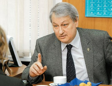 Генерал-лейтенант Леонид Петрович Решетников