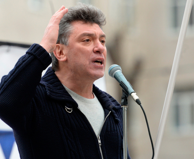 Немцовв