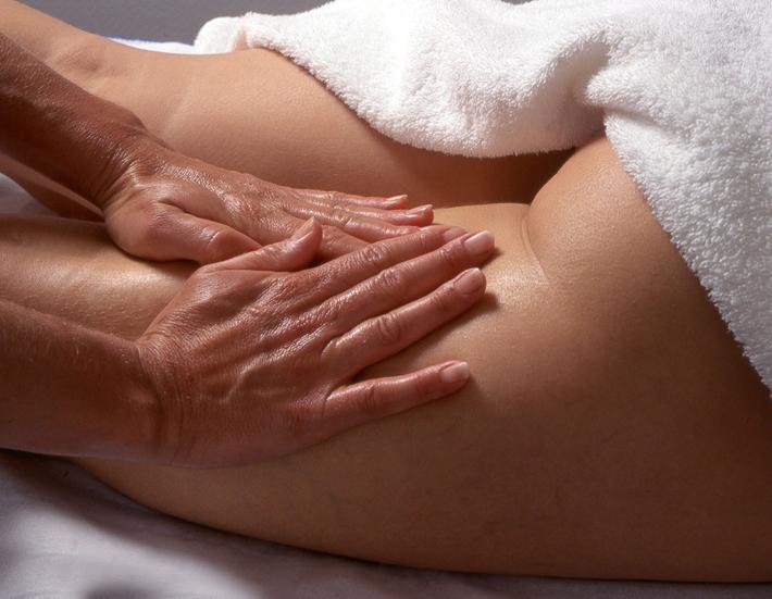 массаж девушки фото