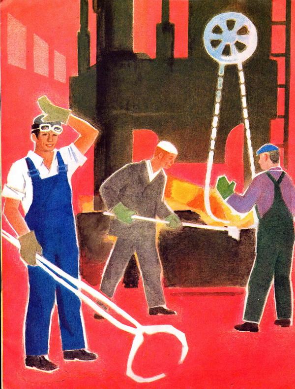 иллюстрации к произведениям маяковского картинки настоящее время