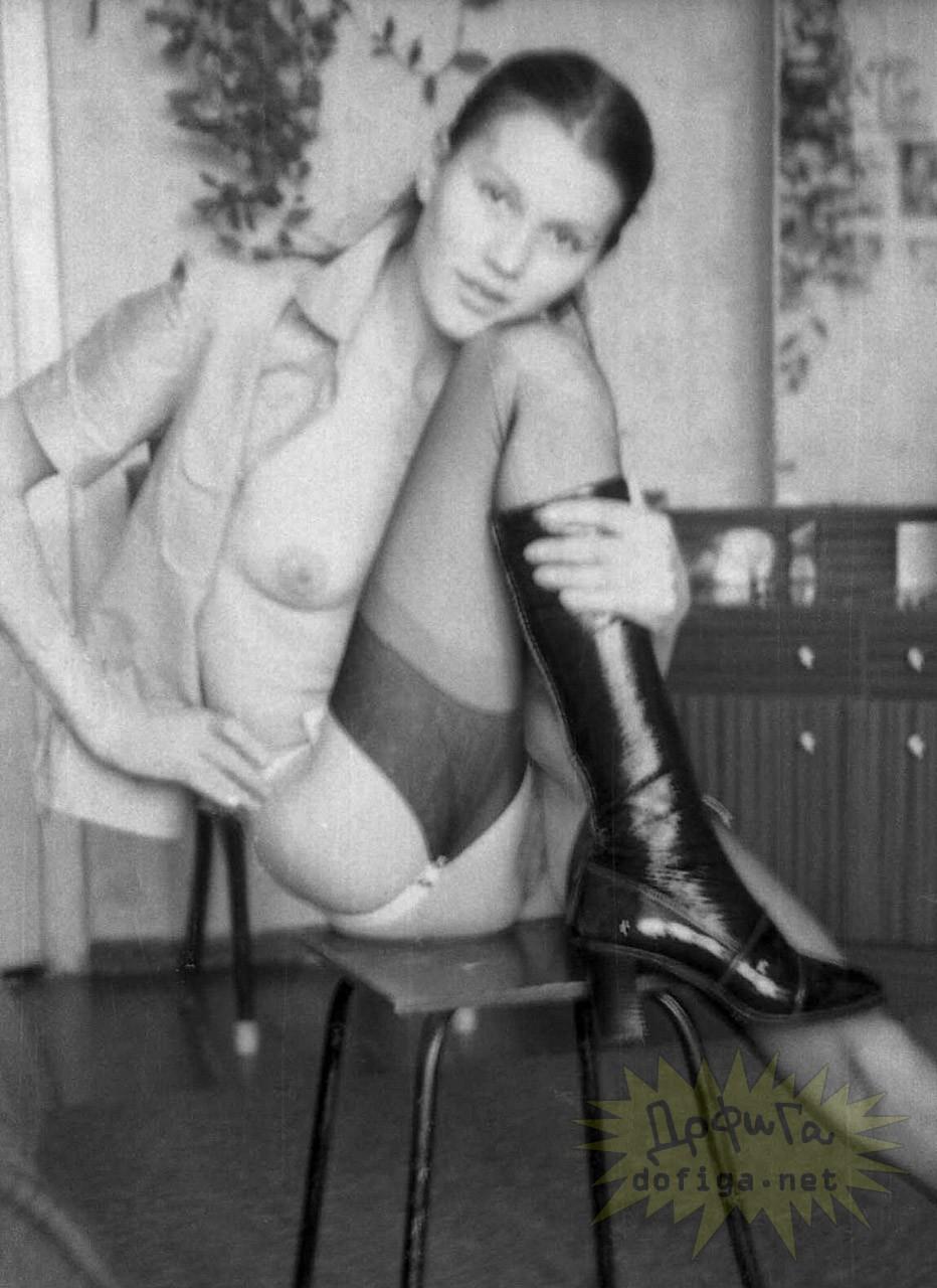 первые эротические фото из ссср чел