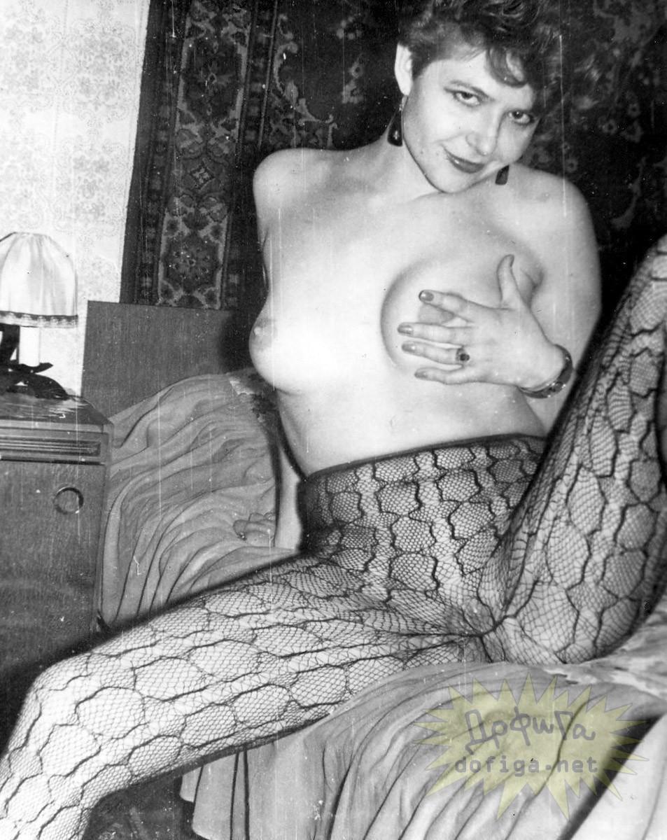 Порно фото голая женщина ссср
